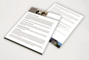 Marketing Collateral - Flyers